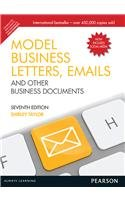 Model Business Letters, Emails And Other Business: Taylor,Shirley .