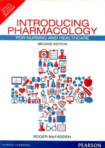9789332517295: Introducing Pharmacology: For Nursing and Healthcare