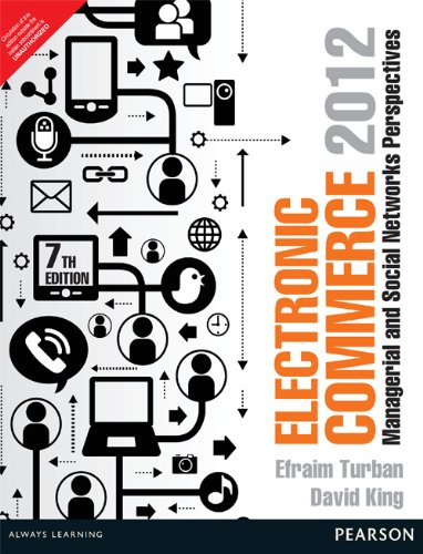 9789332518100: ELECTRONIC COMMERCE 2012