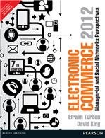 9789332518100: Electronic Commerce 2012, 7th ed.