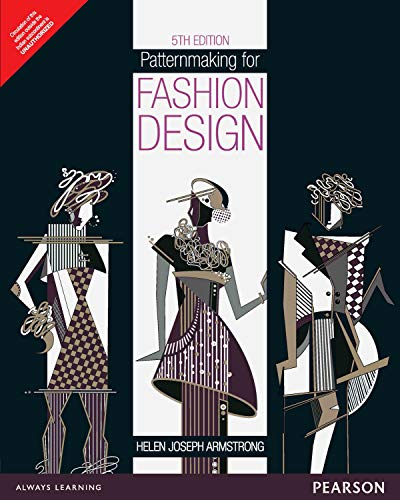 9789332518117 Patternmaking For Fashion Design Abebooks Armstrong Helen Joseph 9332518114
