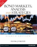 9789332518285: Bond Markets, Analysis and Strategies 8th By Frank J. Fabozzi (International Economy Edition)