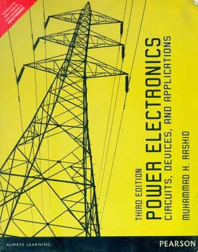 9789332518445: Power Electronics : Circuits, Devices and
