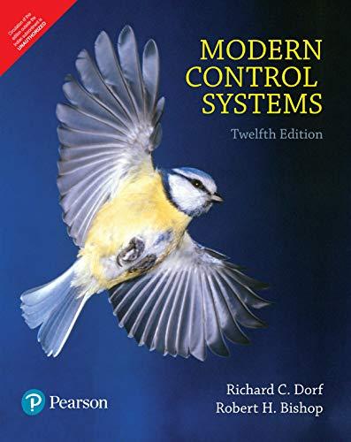 9789332518629: MODERN CONTROL SYSTEMS, 12/E