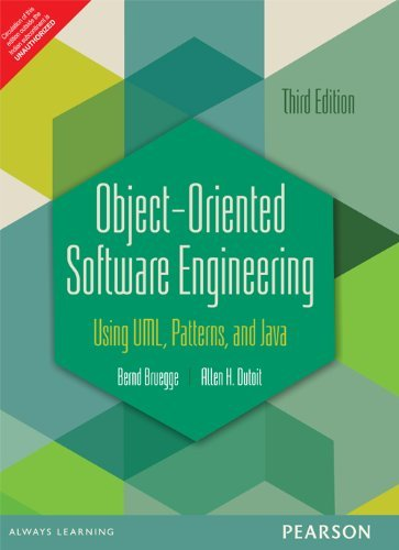 9789332518681: Object-Oriented Software Engineering Using UML, Patterns, and Java