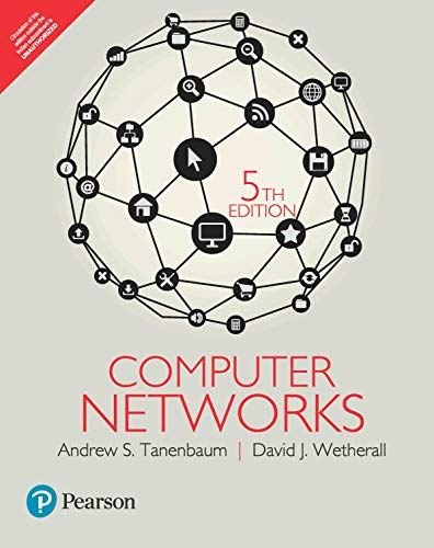 9789332518742: Computer Networks 5th By Andrew S. Tanenbaum (International Economy Edition)