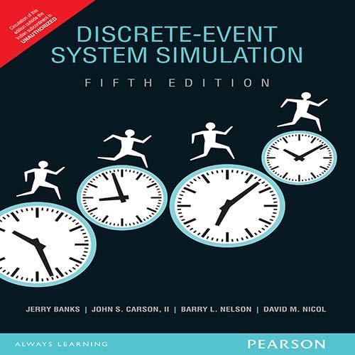 9789332518759: Discrete-Event System Simulation