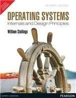 9789332518803: FAST SHIP - STALLINGS 7e Operating Systems: Internals and Design Principles X56