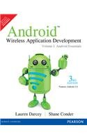 9789332518889: Android Wireless Application Development 3/Ed