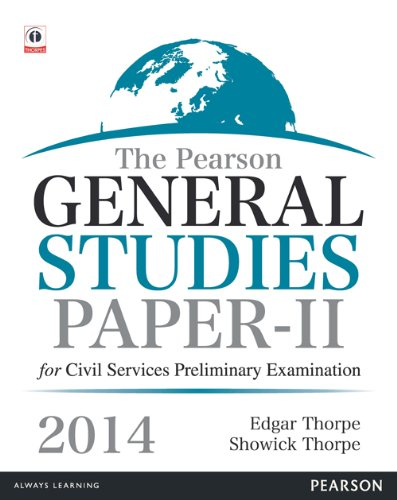 The Pearson General Studies Paper-II: for Civil Services Preliminary Examinations - 2014: Edgar ...