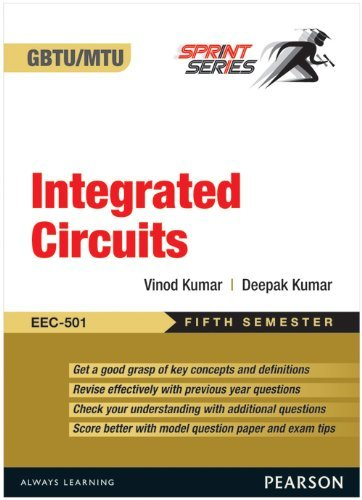 Integrated Circuits: Vinod Kumar,Deepak Kumar