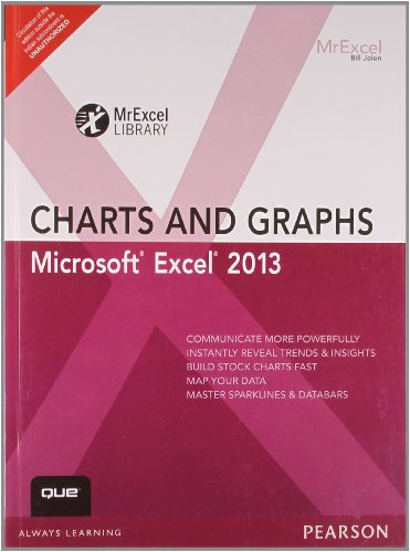 9789332523944: Excel 2013 Charts and Graphs