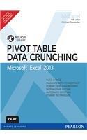 9789332523968: 'Excel 2013 Pivot Table Data Crunching