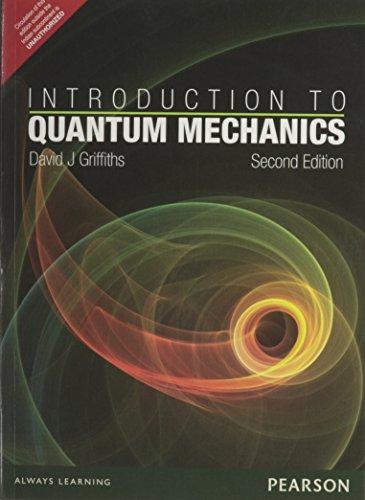 9789332535015: Introduction to Quantum Mechanics, 2nd ed.