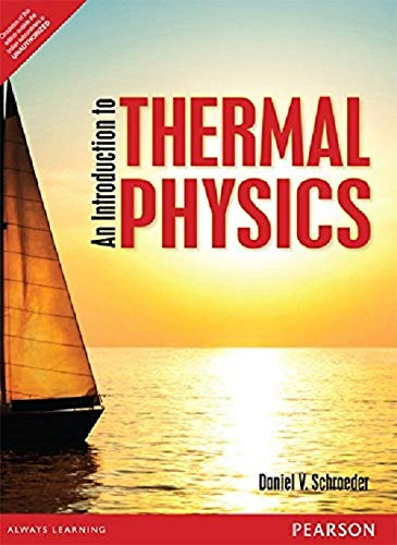 An Introduction to Thermal Physics: Daniel V. Schroeder