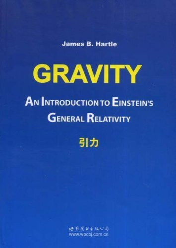 9789332535084: Gravity: An Introduction to Einstein's General Relativity
