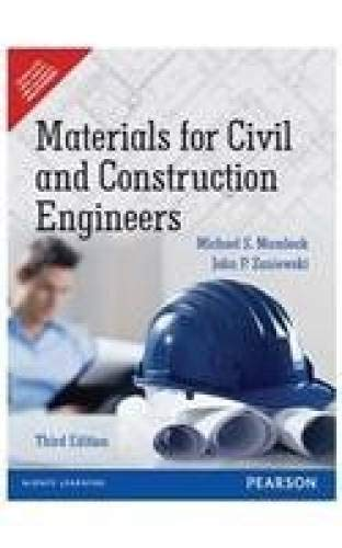 Materials For Civil & Construction Engineers