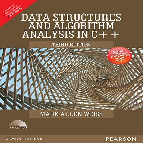 9789332535848: Data Structures And Algorithm Analysis In C++ - Anna University, 2/E