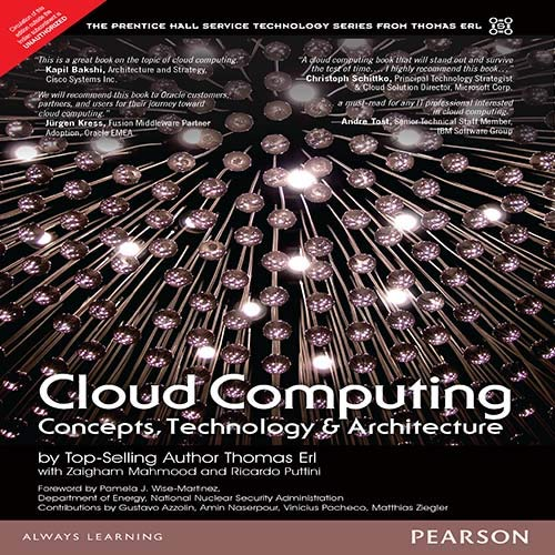 9789332535923: Cloud Computing: Concepts Technology &