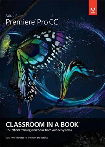 9789332536128: Adobe Premiere Pro CC Classroom in a Book