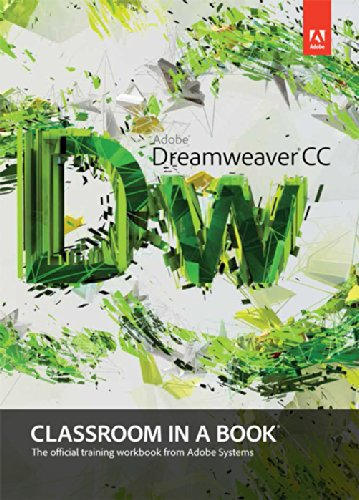 9789332536135: Adobe Dreamweaver Cc Classroom In A Book: The Official Training Workbook From Adobe Systems