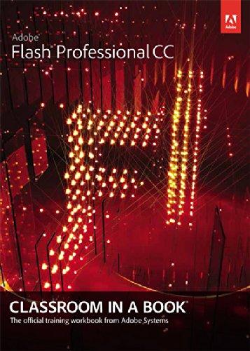 9789332536159: Adobe Flash Professional CC Classroom in a Book
