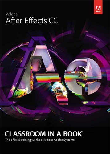 9789332536180: Adobe After Effects CC Classroom in a Book
