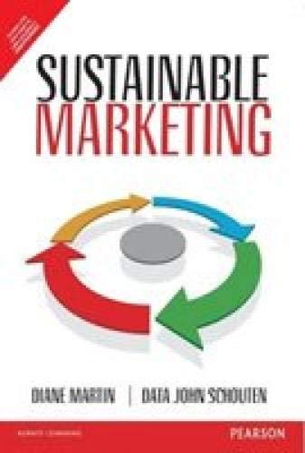 9789332536630: Sustainable Marketing