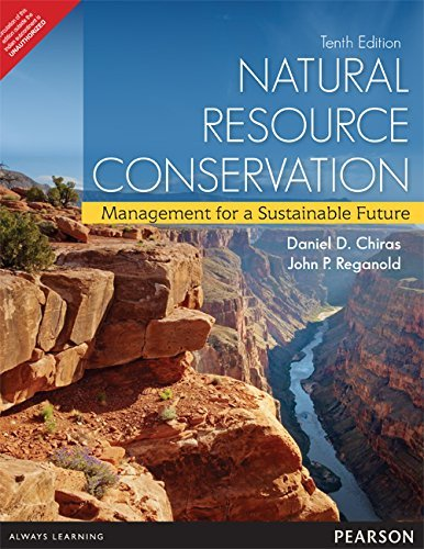 9789332536685: Natural Resource Conservation: Management For A Sustainable Future 10Th Edition