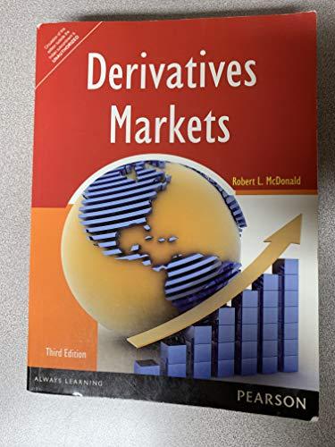 9789332536746: Derivatives Markets