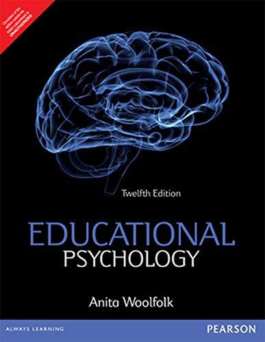 9789332536753: Educational Psychology, 12Th Edn