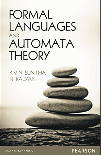 Formal Languages and Automata Theory: K.V.N. Sunitha,N. Kalyani