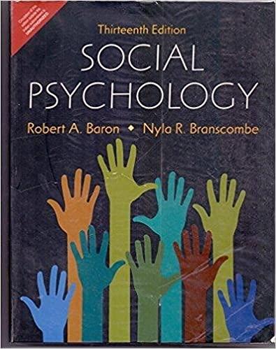 Social Psychology: Baron