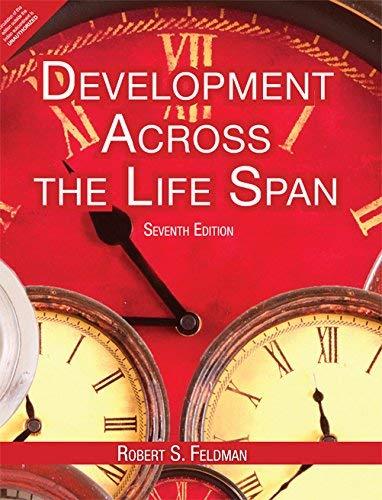 9789332537910: Development Across the Life Span