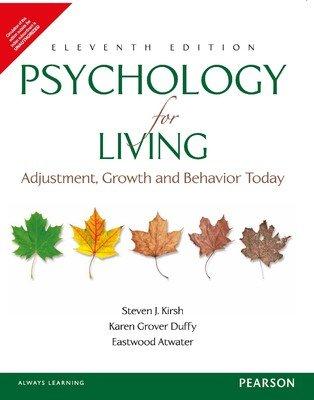 9789332537934: Psychology for Living