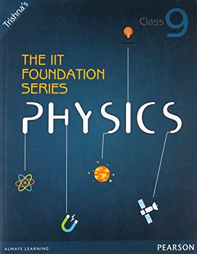 9789332538115 The Iit Foundation Series Physics Class 9 Abebooks