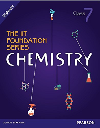 9789332538122: The Iit Foundation Series Chemistry Class 7
