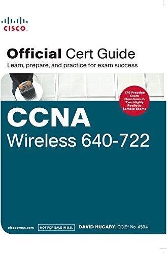 9789332539129: CCNA Wireless 640-722 Official Cert Guide, 1/e