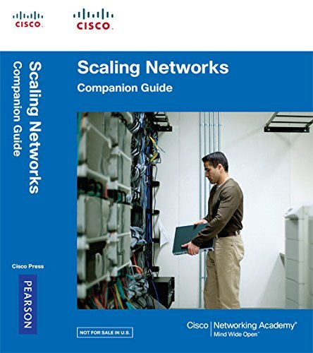 9789332539174: Scaling Networks Companion Guide