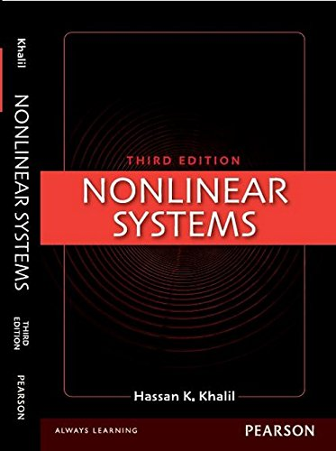 9789332542037: Nonlinear Systems, 3Ed