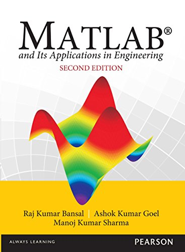 9789332542099: Matlab and its Applications in Engineering