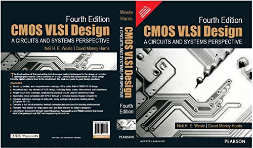 Cmos Vlsi Design: A Circuits and Systems: David Money Harris,Neil