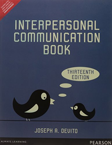 9789332543157: The Interpersonal Communication Book, 13th Ed