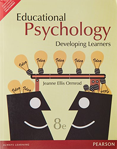 9789332543201: Educational Psychology : Developing Learners