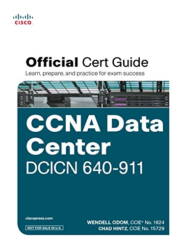 9789332543478: CCNA Data Center DCICN 640-911 Official Cert Guide (with DVD)