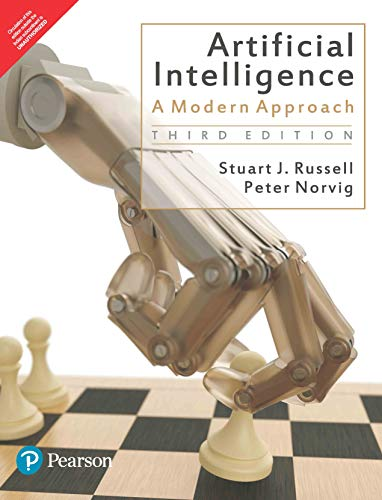 9789332543515: Artificial Intelligence: A Modern Approach