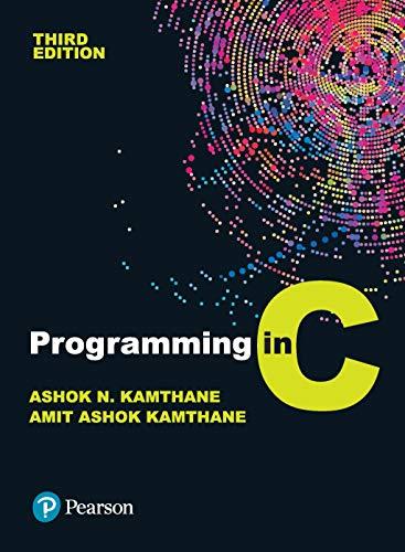9789332543553: Programming In C 3Ed