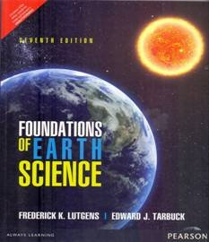 9789332544925: Foundations of Earth Science (7th Edition)