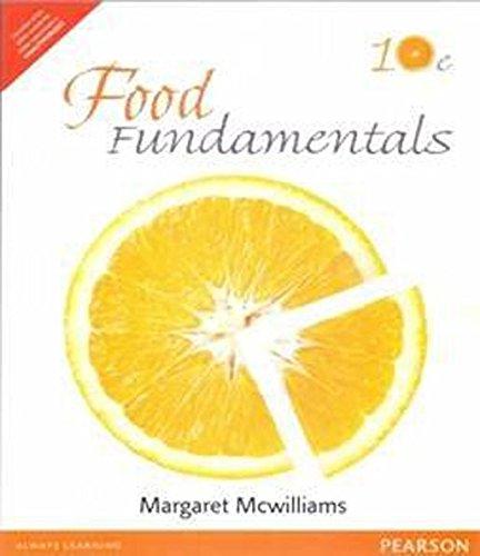 9789332544963: Food Fundamentals, 10Th Edition