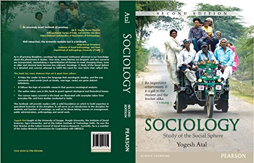 9789332546080: Sociology: Study of the Social Sphere